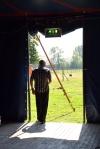 YfC Kees in opening tent