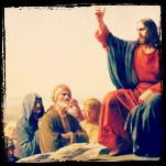 jesus telling
