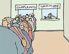 klachtenrij